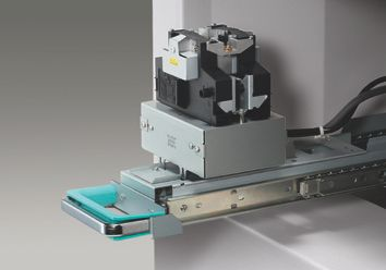 Dual-Line Back Printing
